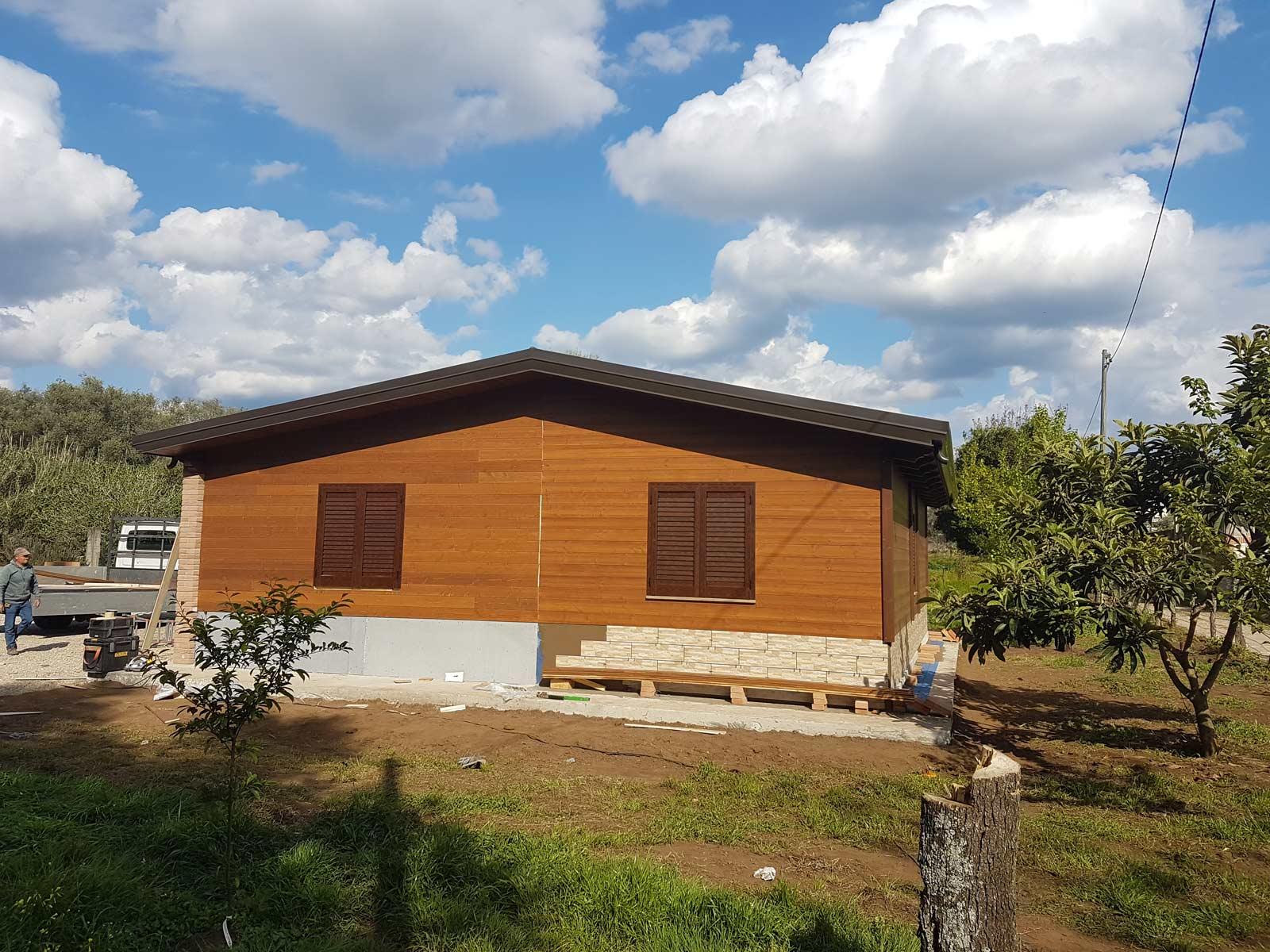 Case in legno - Prezzo costruzione casa ...