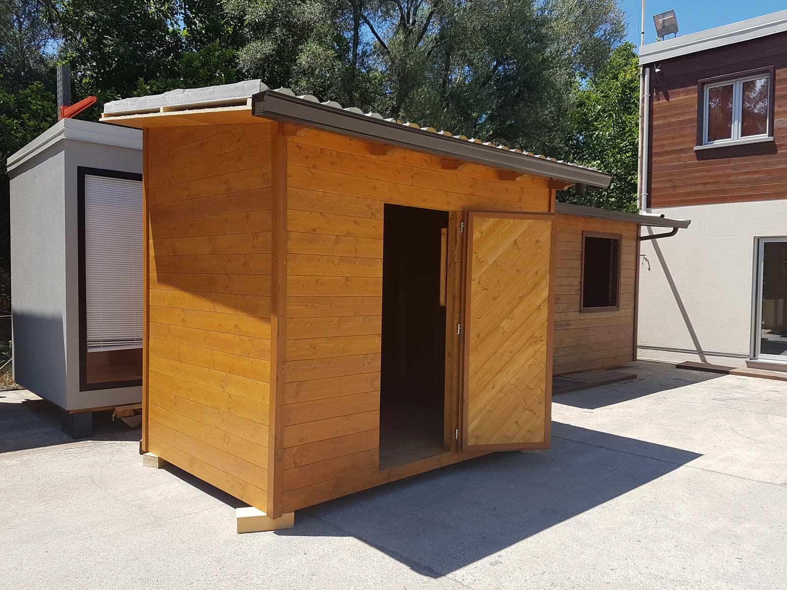 Casette legno - realizzazione di casette in legno ...