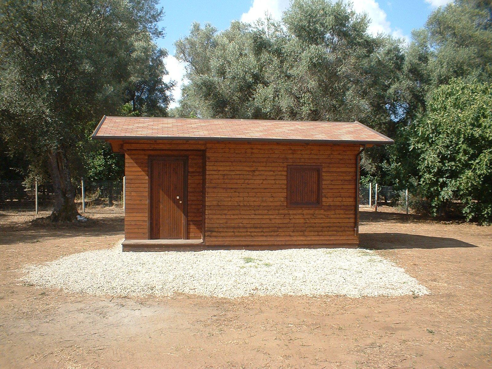 Casette legno realizzazione di casette in legno for Casette prefabbricate