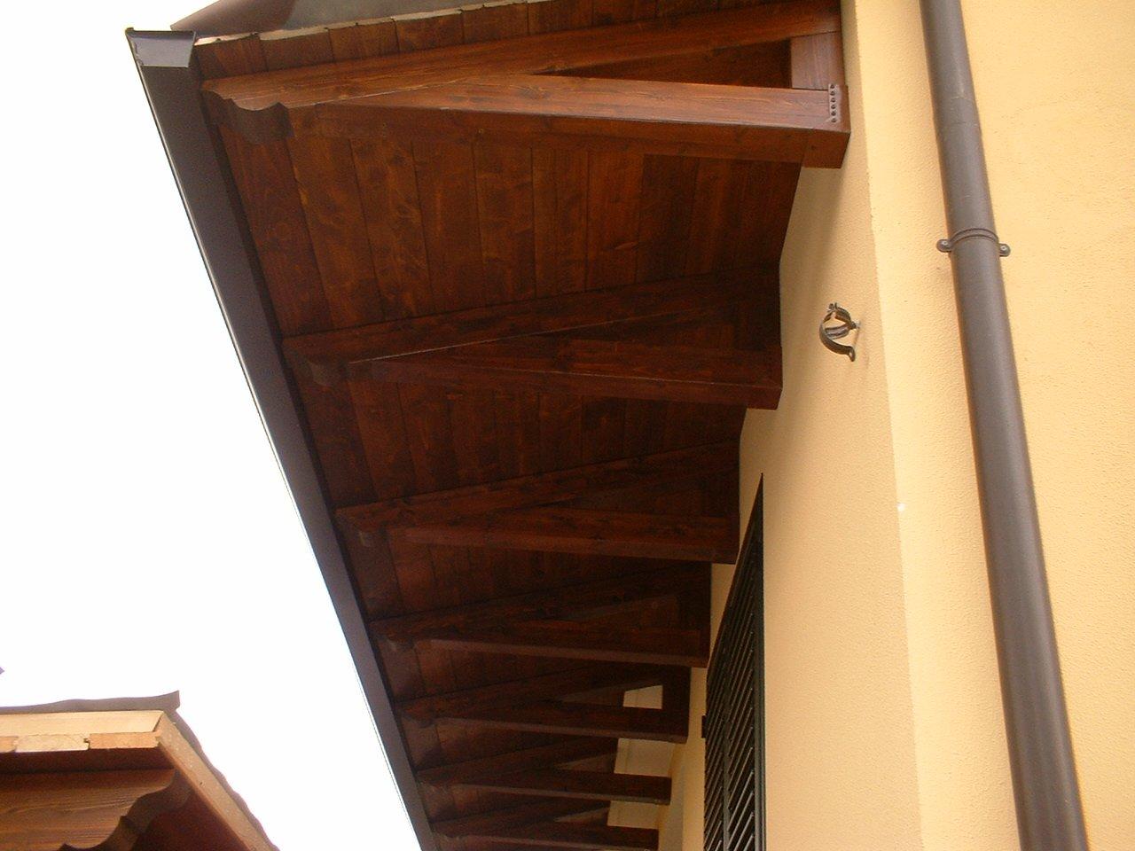 Pensiline in legno prezzi for Prezzi costruzioni in legno