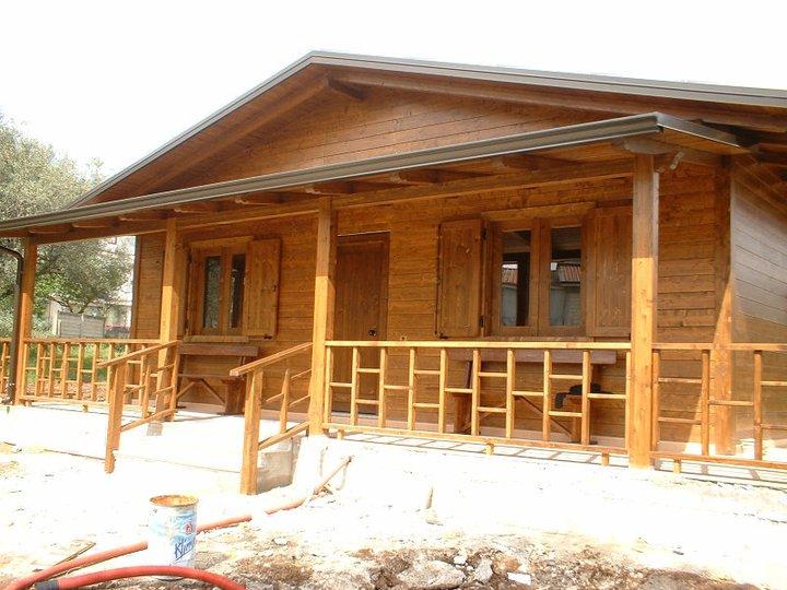 Casa in legno 120 mq for Case in legno 150 mq