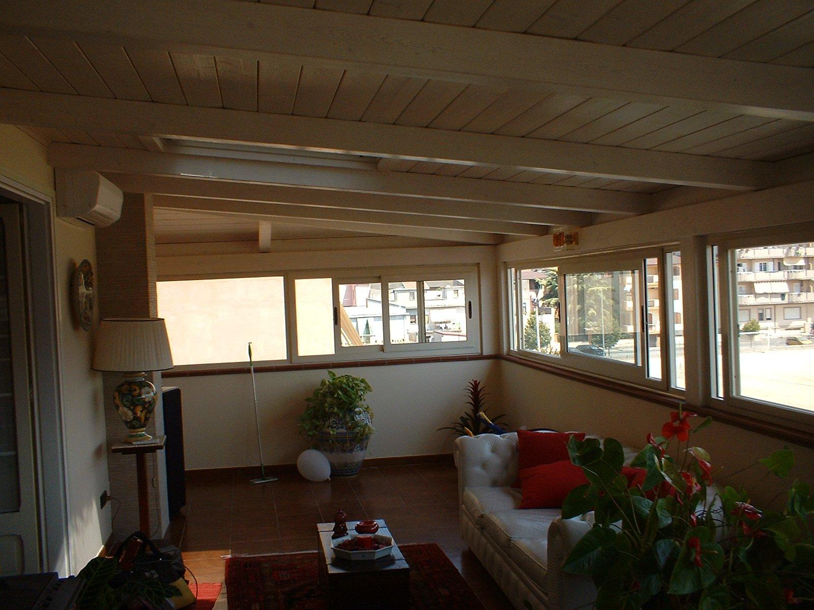 Verande for Idee di veranda laterale